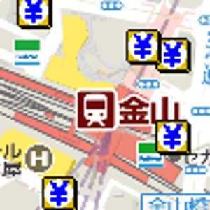 金山 駅 から 大府 駅